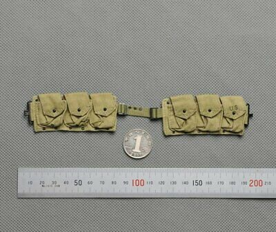 £5.12 • Buy 1/6 Scale WWII U.S. Army BAR Bullet Belt Model For 12  Action Figure Doll Toys