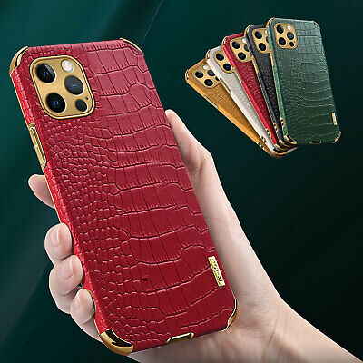 AU11.07 • Buy Shockproof Case For IPhone 13 12 Pro Max 11 XS XR 6 7 8Plus Leather Hybrid Cover