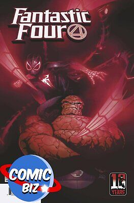 £3.65 • Buy Fantastic Four #36 (2021) 1st Printing Miles Morales 10th Anni Variant Cover