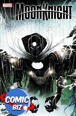 £3.65 • Buy Moon Knight #3 (2021) 1st Printing Bagged & Boarded Main Cover Marvel Comics