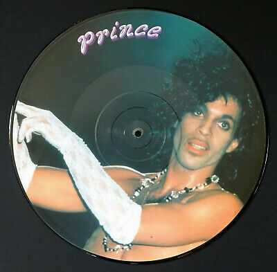 """£19.99 • Buy Prince - Prince In Conference 'interview' - 12"""" Picture Pic Disc. Scarce."""