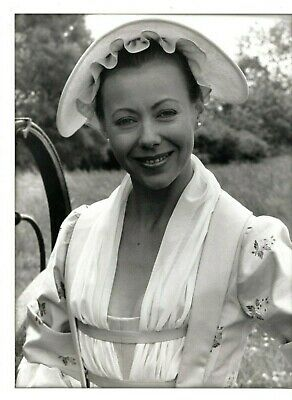 £5.99 • Buy Actress Jenny Agutter 'KING OF THE WIND' 1989 Film Press Photo