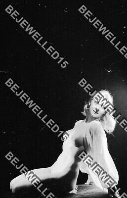 £7.50 • Buy 3x Old 35mm Glamour Negatives.Gorgeous Sexy Nude Model.Sheer Negligee.0077