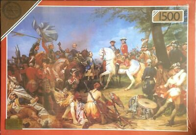 £14.95 • Buy The Battle Of Fontenoy - Emile Jean Vernet - 1500 Pieces Falcon Jigsaw  -  NEW