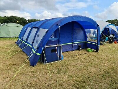£410 • Buy Berghaus Air 6xl Inflatable Family Tent