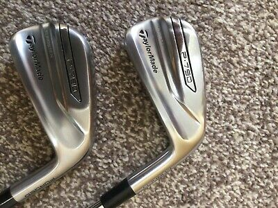 £207 • Buy Taylormade P790 3 And 4 Iron NS Pro Regular Shafts New TM Z Grips