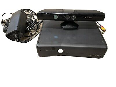AU89 • Buy Xbox 360 S Console And Kinect Camera