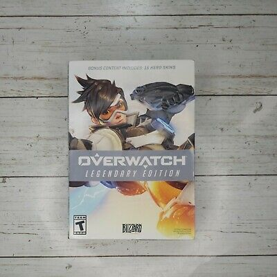 AU55.19 • Buy Overwatch: Legendary Edition *Brand New* (PC, 2018) Overwatch For PC