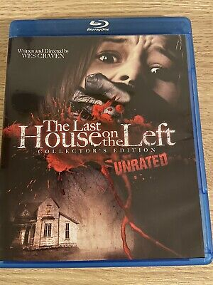 £8 • Buy THE LAST HOUSE ON THE LEFT (1972 Unrated)-  Blu Ray - Sealed Region Free For UK