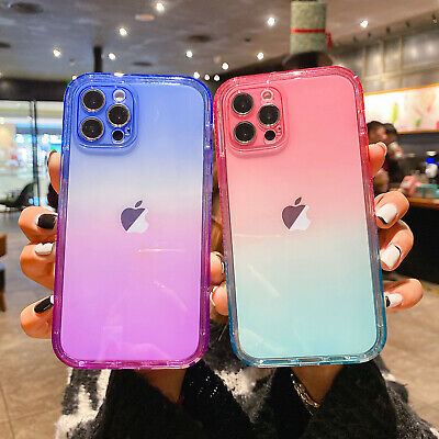 AU12.36 • Buy For IPhone 13 Pro Max 12 11 Pro XS XR 8 7 6 Case Glitter Shockproof Hybrid Cover