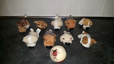 £10 • Buy 9 Mcdonald's The Dog Soft Toys And Ball