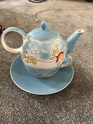 £5.75 • Buy Whittard Of Chelsea Teapot Cup Saucer