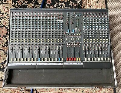 £128 • Buy Allen And Heath GL2200 Analogue Mixing Desk