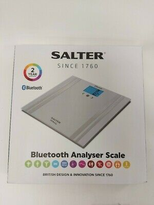 £9.99 • Buy Salter Bluetooth Analyser Scale In Original Box New In Wrapper #175