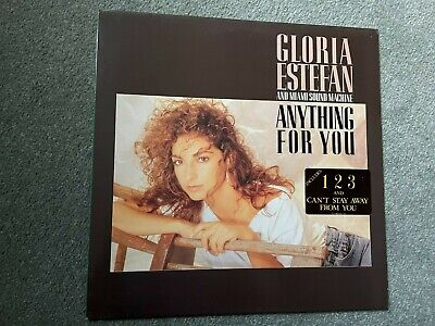 £1.99 • Buy Gloria Estefan And Miami Sound Machine – Anything For You LP (1988) EPC 463125 1