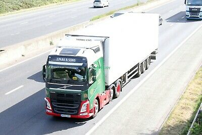 £1 • Buy T38 Truck Photo PE69 ORP Volvo E. Park & Sons