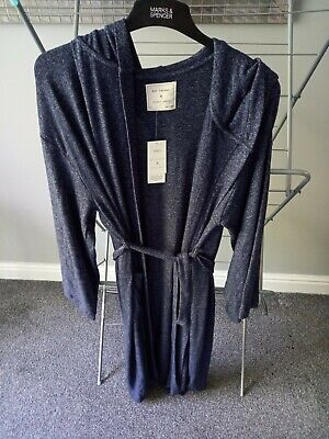 AU16.04 • Buy Brand New Ladies Dressing Gown Size S (8/10) From M&S