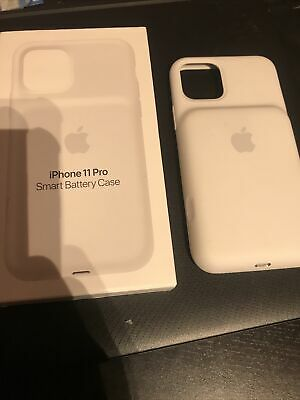 £39.99 • Buy Apple Smart Battery Case With Wireless Charging (for IPhone 11 Pro) - White