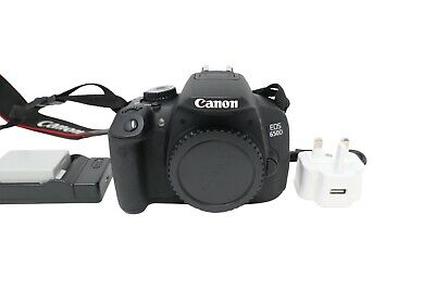 £219 • Buy Canon 650D DLSR Camera 18.0 MP Body Only, Shutter Count 1709, V. Good Condition