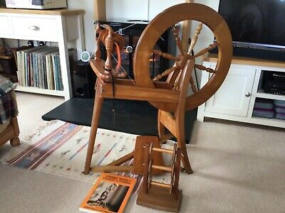 £325 • Buy Spinning Wheel - Ashford Traditional With Extras - Superb Condition.##TWO