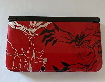 $285 • Buy NINTENDO 3DS XL POKEMON X AND Y LIMITED EDITION XY RED CONSOLE Tested Complete