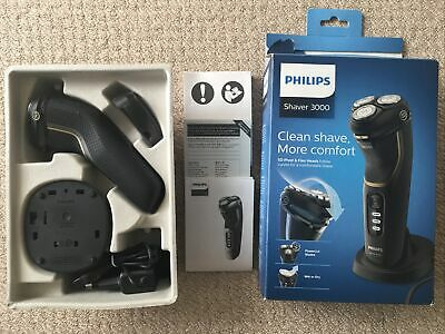 £22 • Buy Philips Series 3000 Wet And Dry Electric Shaver - Black.