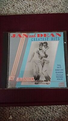£2 • Buy Jan And Dean Greatest Hits Cd