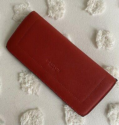 AU34 • Buy Oroton Red Leather Wallet