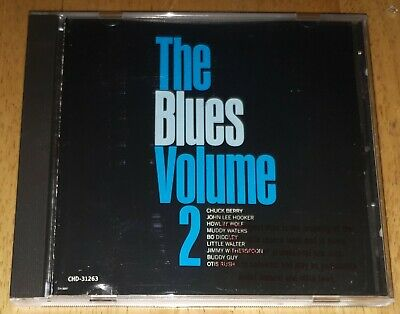 £0.60 • Buy THE BLUES VOLUME 2 PROMO CD 1987 Howlin Wolf Chuck Berry Muddy Waters Bo Diddley