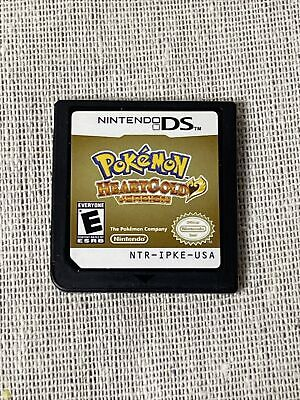 $120 • Buy Pokemon: HeartGold Version (Nintendo DS) *AUTHENTIC CART ONLY - TESTED