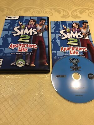 £11.99 • Buy The Sims 2: Apartment Life For PC, 2008 - VGC & Free Postage