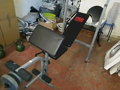 £59.99 • Buy Pro Power Weights Bench In Vgc