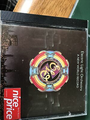 £0.99 • Buy Electric Light Orchestra - A New World Record Cd 1976