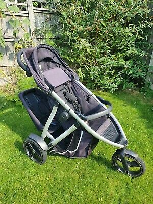 £35 • Buy Phil And Teds Inline Double Pushchair/buggy Vibe