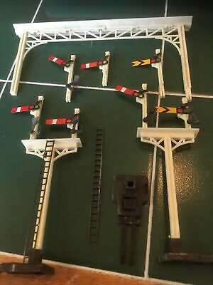 £3.19 • Buy Triang, Hornby Selection Of Signals. OO Gauge Model Railway. Train Set. Layout.