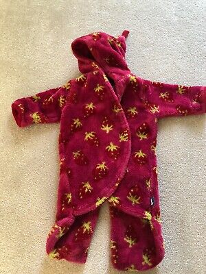 £3 • Buy Baby Buggy Snuggle  Warm Winter Suit 0-6 Months