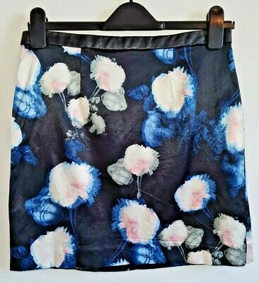 £3.50 • Buy RIVER ISLAND Floral Skirt Size 12