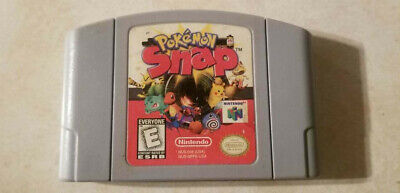 $19.95 • Buy Pokemon Snap N64 Authentic, Tested And Works
