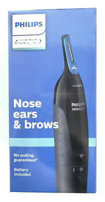 AU14.63 • Buy Phillips Norelco Nose Ears & Brows Trimmer Washable No Pulling