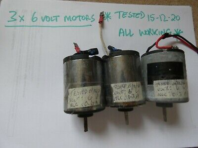 £45 • Buy  3 X Large Size Model Boat Motors-all Tested And Working