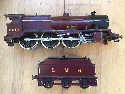 """£29.95 • Buy Kit Built """"Lady Godiva"""" LMS Patriot Need Attention And Some Work. OO Gauge"""
