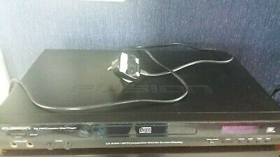 £14.99 • Buy Fusion 720cd Compact Disc CD Player Hi-fi Separate Excellent Working Order