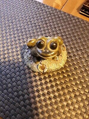 £5 • Buy Vintage Pottery Frog By Yare Designs England