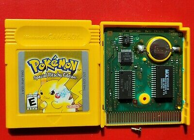 $119.97 • Buy Pokemon Yellow Version: Special Pikachu Ed Game Boy *Authentic & Saves*