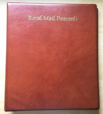 £19.99 • Buy 1 X ROYAL MAIL BROWN POSTCARD ALBUM & 20 PAGES/SLEEVES, HOLDS PHQ CARDS (empty)
