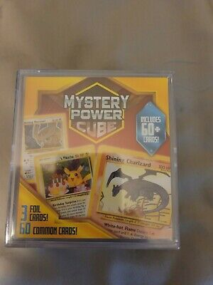 $22.99 • Buy 🔥 NEW SEALED Pokemon Mystery Power Cube Box. Chance At 1st Edition Charizard!!!