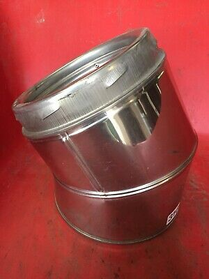£20 • Buy Selkirk Twin Wall Insulated Flue Bend