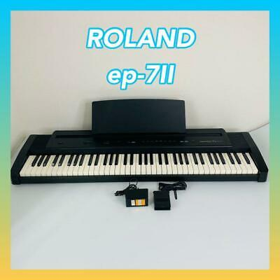 AU744.29 • Buy Roland Ep-7Ⅱ DIGITAL PIANO Free Shipping Fast Shipping From Japan