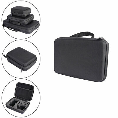 AU11.47 • Buy S/M/L Portable Hard Shell Case Box With Foam Inside For GoPro Hero Black New