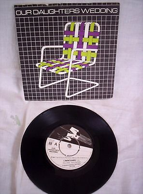 £6.99 • Buy Our Daughters Wedding, Lawnchairs, Airline, 1980, All Plays Great, Vg Condition